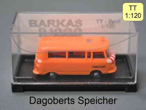 Barkas B1000 Dispatcher